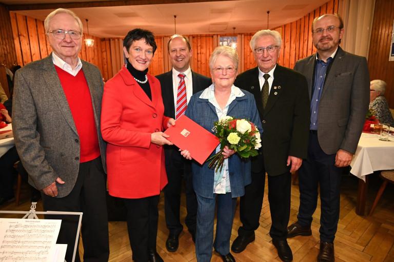 100 Jahre SPD Ziegelerden