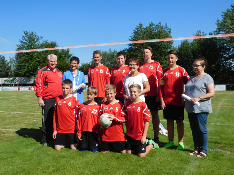 Faustball Thiersheim II