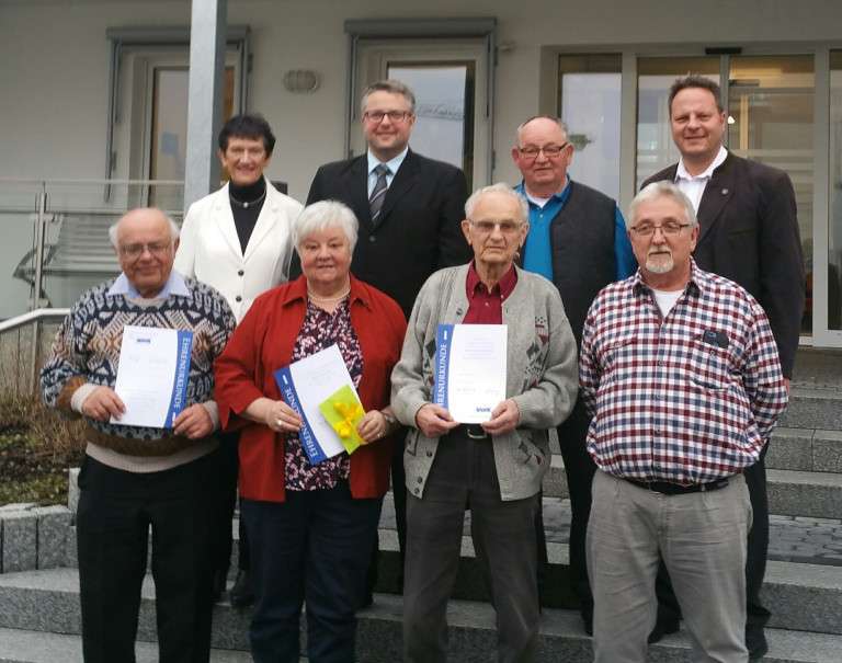 JHV VdK Mangersreuth 2019
